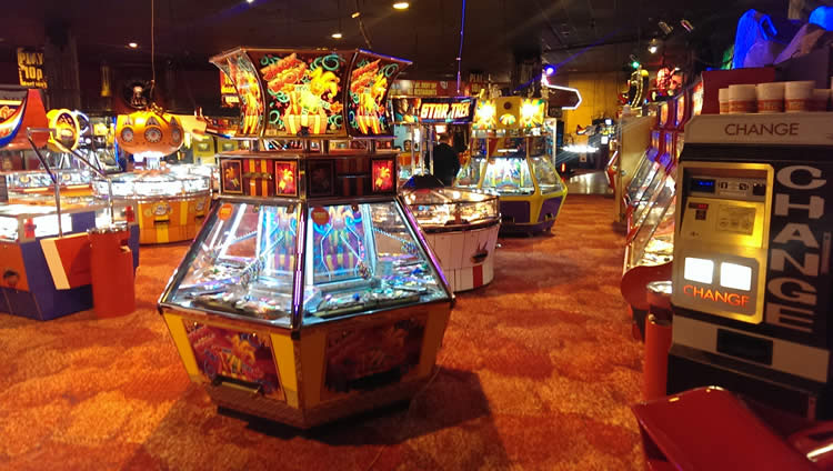 Amusement arcade PAT testing Fused UK