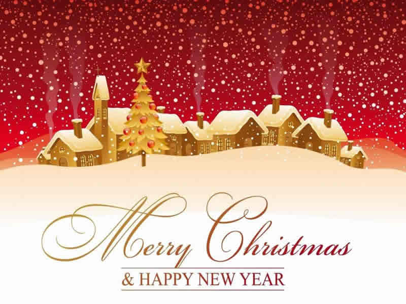 Wishing all a Merry Christmas and a happy New Year from Fused UK